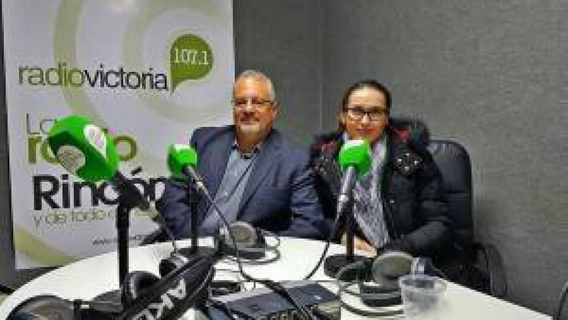 """ENTREVISTA A IRINA Y ANTONIO PROGRAMA """" EL DESPERTADOR """""""